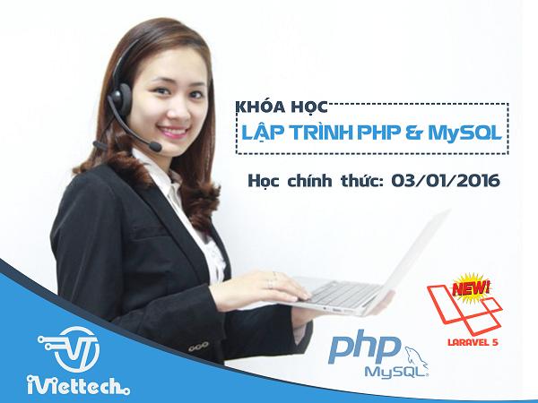 iViettech - Khoa hoc lap trinh PHP-MySQL