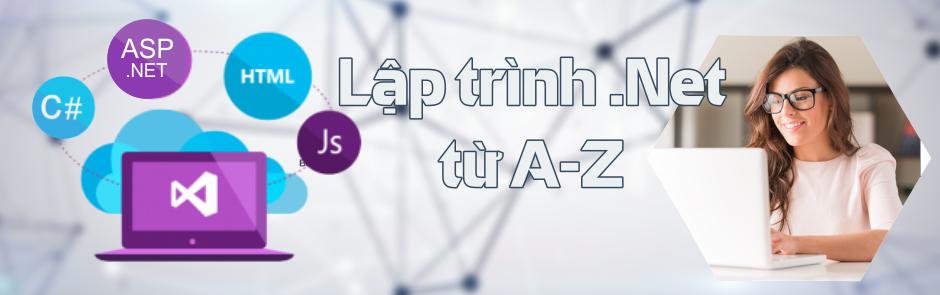 khóa học Lập trình .Net tu A-Z