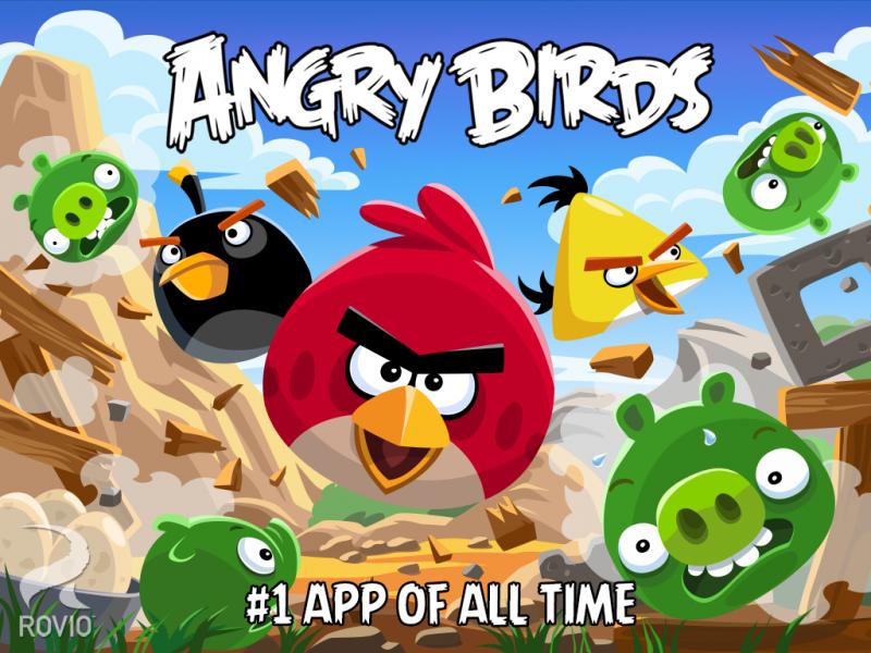Cha đẻ của Angry Bird đã khởi nghiệp như thế nào?