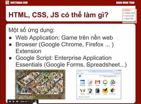 10 lý do bạn nên học lập trình web và 5 lý do nên học lập trình web trước khi học các ngôn ngữ khác.