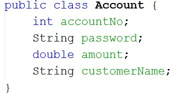 Create Account Class-3