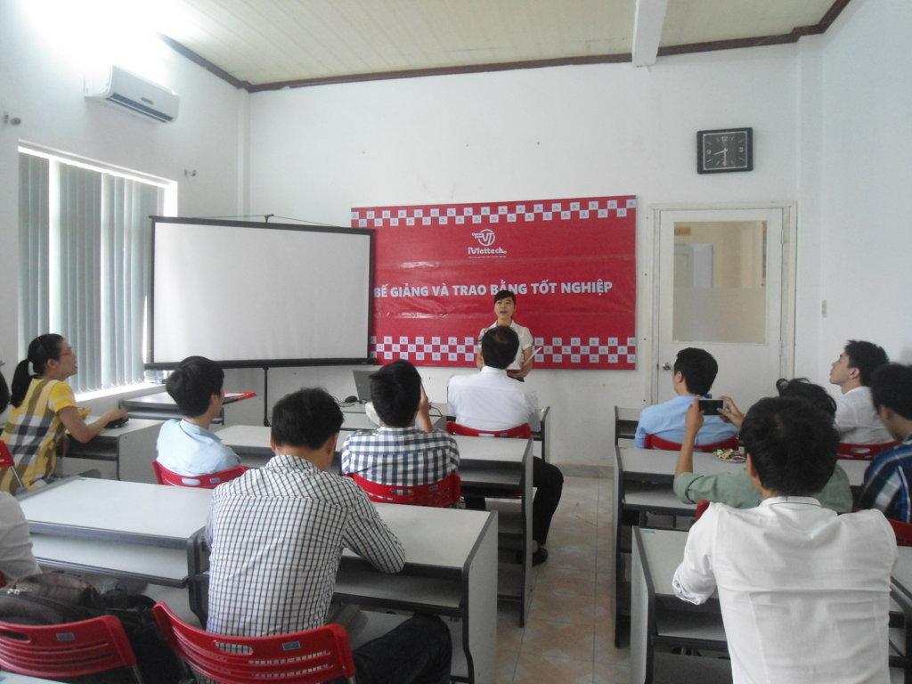 Khai giảng khóa học Kiểm thử phần mềm chuyên nghiệp