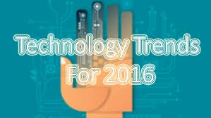 Xu hướng công nghệ  lập trình 2016