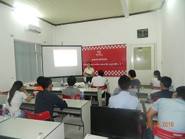Khai giảng khóa học Lập trình viên chuyên nghiệp