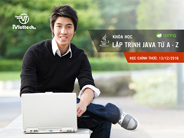 Khai giảng khóa học Lập trình Java từ A-Z: JV16