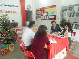 iViettech – Hợp tác cung cấp nhân lực cho AnP Soft