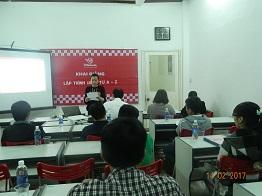 Khai giảng khóa học – Lập trình Java từ A-Z