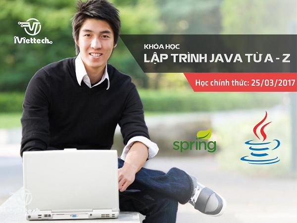Java học chính thức