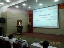 iViettech -Seminar Tour 2017 tại Trường Cao đẳng CNTT Hữu Nghị Việt – Hàn