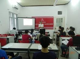 Khai giảng khóa học Kiểm thử phần mềm – Tester14
