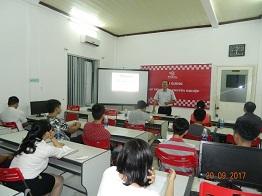 Khai giảng Lập trình viên chuyên nghiệp – Lớp PR16