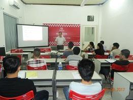 Khai giảng khóa học Lập trình cơ bản với C