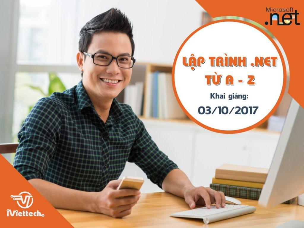 Khóa học Lập trình .NET từ A-Z