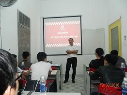 Khai giảng khóa học Lập trình viên chuyên nghiệp – PR19