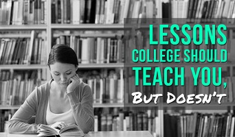 Những điều trường Đại học không dạy bạn
