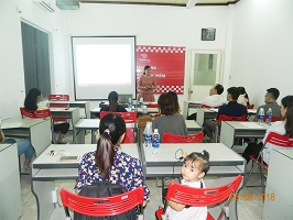 Khai giảng lớp Kiểm thử phần mềm ST20