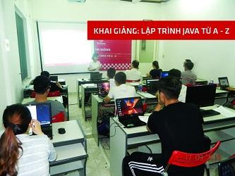 Khai giảng lớp Java từ A – Z