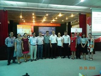 Workshop Công nghiệp 4.0 và cơ hội nghề nghiệp cho sinh viên CNTT