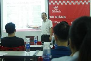 Khai giảng: Lập trình Java JV34 và Lập trình cơ bản BP32